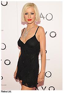 E:Christina Aguilera contrató a una gurú de la alimentación para bajar de peso ChristinaAguilera0128